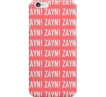 Zayn! Pop Art  iPhone Case/Skin