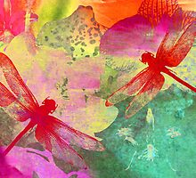 Dragonflies. by Vitta