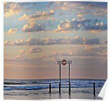 Aldinga Silver Sands Beach Poster