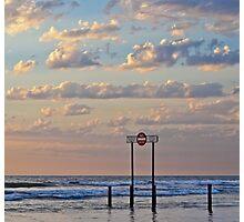 Aldinga Silver Sands Beach Photographic Print