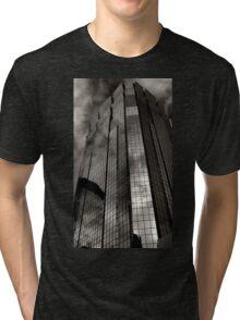Glass Tower Tri-blend T-Shirt