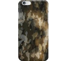 Tree Camouflage iPhone Case/Skin