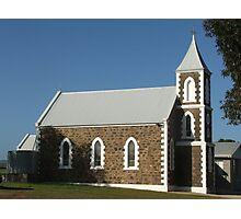 Salem Lutheran Church c1890 Photographic Print