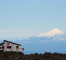 Mt Ruapehu, New Zealand by Richard Moore