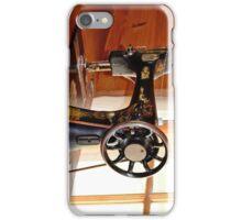 Old Sewing Machine Iphone Case iPhone Case/Skin