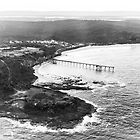 Historical Catherine Hill Bay by Daniel Rankmore
