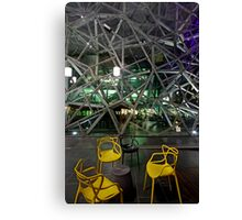 Meet me at Fed Square Canvas Print
