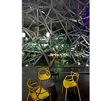 Meet me at Fed Square Photographic Print