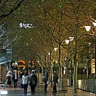 Swanston St Melbourne by SharronS
