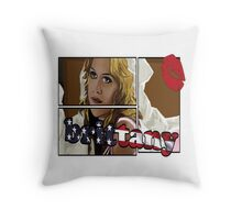 Remembering - Brittany Throw Pillow