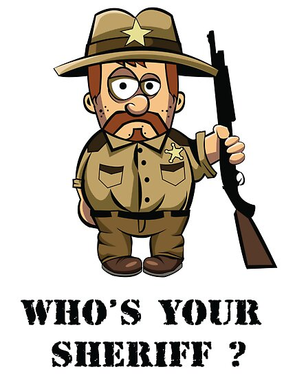 Who's-your sheriff by Kireeva