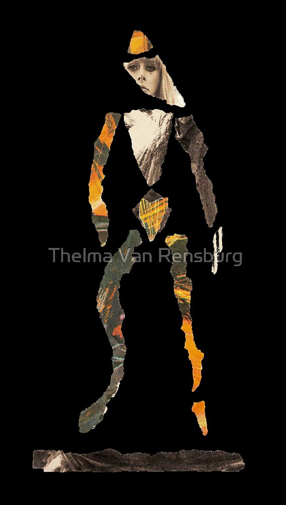 Armour by Thelma Van Rensburg