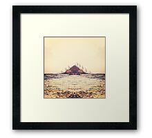 57 Framed Print
