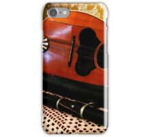 Music of Days Gone By iPhone Case/Skin