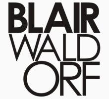 Blair Waldorf - Gossip Girl by justtees23