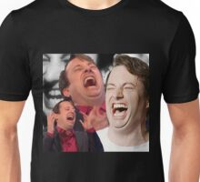 David Mitchell Hysterical Laugh Unisex T-Shirt