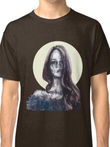 mixed media portrait Classic T-Shirt