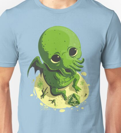 HE JUST WANTS TO PLAY Unisex T-Shirt