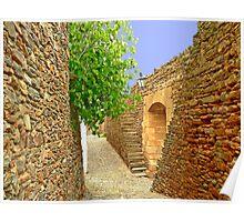 Castelo de Monsaraz. Castle Poster