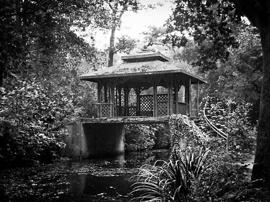 lost pavilion by Gary Busch