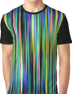 Aberration IV [Print and iPhone / iPad / iPod Case] Graphic T-Shirt