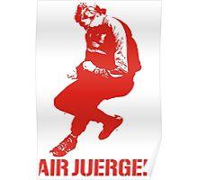 The Air Juergen Klopp Tees Poster