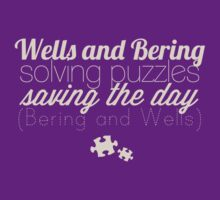 Bering and Wells by brennooth