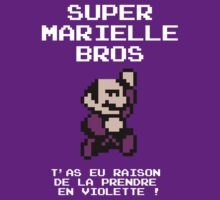 Super Marielle Bros V2 by Gwendal