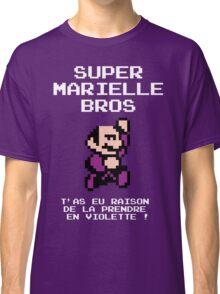 Super Marielle Bros V2 Classic T-Shirt
