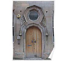 Door - Glasgow's Italian Quarter Poster