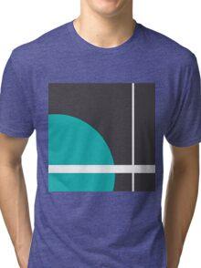 Blue Line Tri-blend T-Shirt