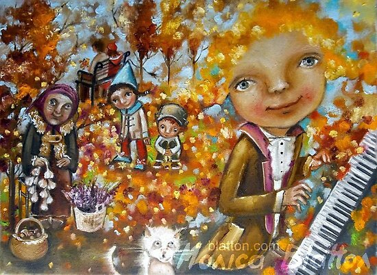 Fall by Monica Blatton