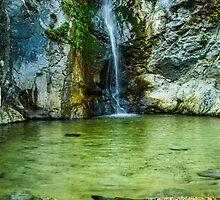 Eaton Waterfall by jswolfphoto