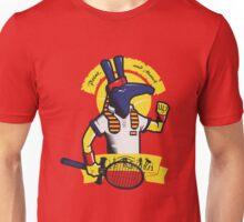 Point, SET and Match Unisex T-Shirt