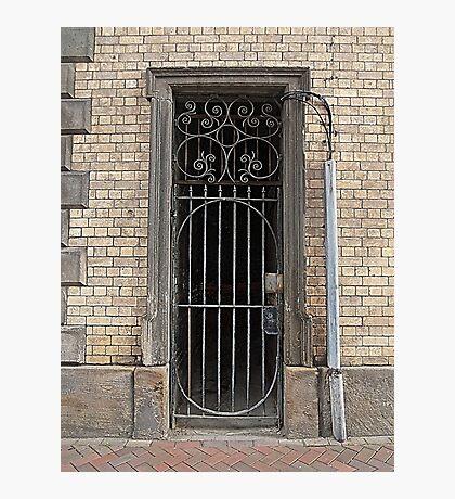 Door - Hull Photographic Print