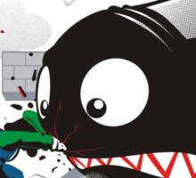 LUIGI: ALWAYS ANGRY Sticker