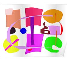 When Rabbit Clock Walls Knowingly Whisper Poster