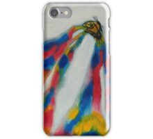 Paint My World - Butterfly Painting iPhone Case/Skin