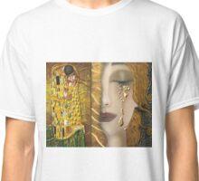 My Klimt Serie:Gold Classic T-Shirt