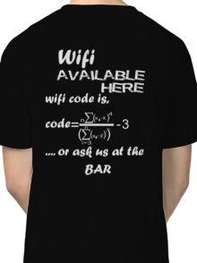 Wifi Code Classic T-Shirt