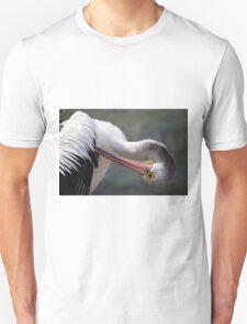 Preening Pelican T-Shirt