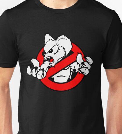 GB: Australia Drop Bear (red) Unisex T-Shirt