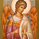 Guardian Angel by ikonographics
