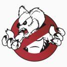 GB: Australia Drop Bear (red) Logo v2 by btnkdrms