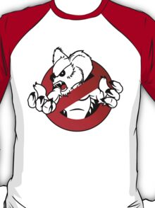 GB: Australia Drop Bear (red) Logo v2 T-Shirt