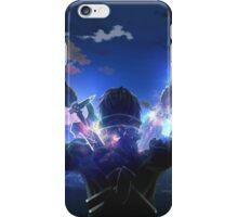 Sword Art Online: Kirito Poster iPhone Case/Skin