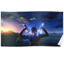 Sword Art Online: Kirito Poster Poster