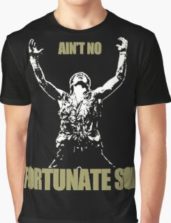 Fortunate Son Graphic T-Shirt