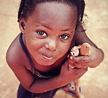 Curious Girl by ekerkmann
