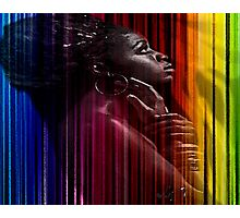 THE COLORS OF OYA Photographic Print